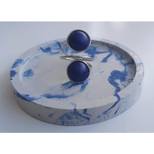 Dupla kék gyűrű